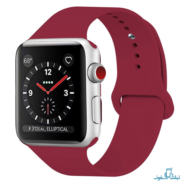Silicone Band For 42mm Apple Watch-Buy-Price-Online