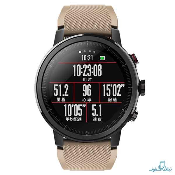بند سیلیکونی ساعت هوشمند Amazfit Stratos