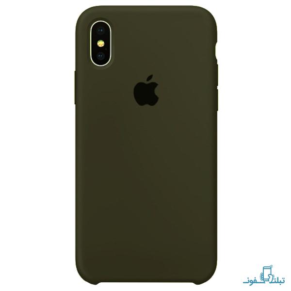 قیمت خرید قاب سیلیکونی گوشی اپل iPhone X