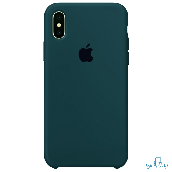 Silicone Case Cover For iPhone X-6-Buy-Price-Online