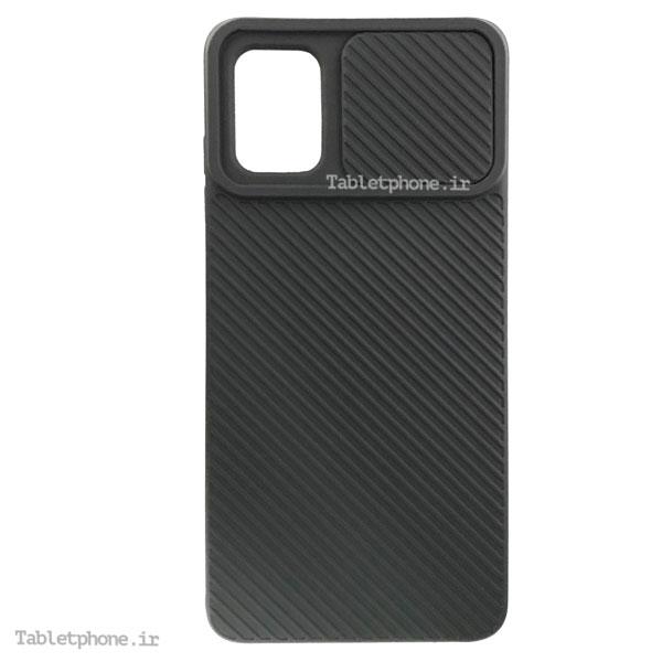 خرید قاب سیلیکونی سامسونگ Galaxy A51 با محافظ دوربین