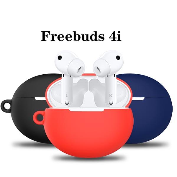خرید کاور محافظ هندزفری Huawei Freebuds 4i مدل سیلیکونی