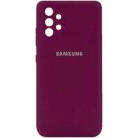خرید قاب سیلیکونی سامسونگ Galaxy A32 4G مدل محافظ دوربین
