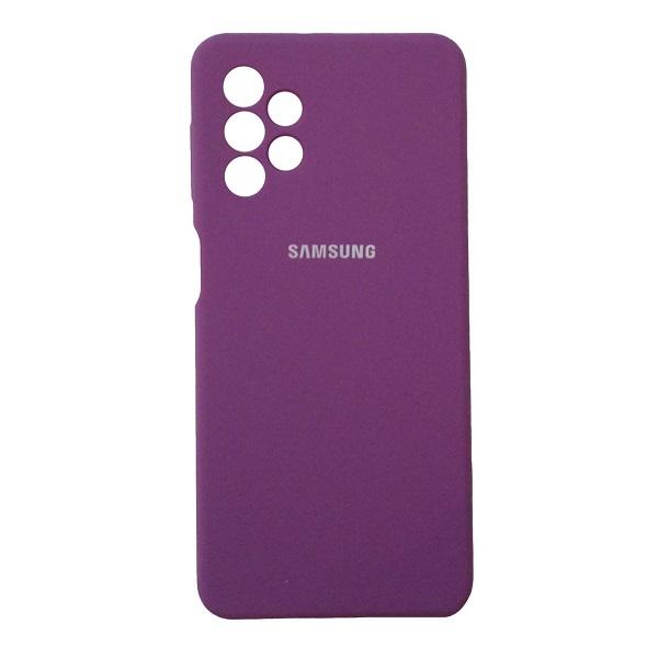 خرید قاب سیلیکونی سامسونگ Galaxy A32 5G مدل محافظ دوربین