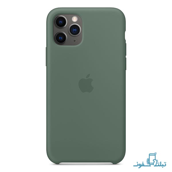 Silicone Cover For Apple iPhone 11 Pro-buy-online