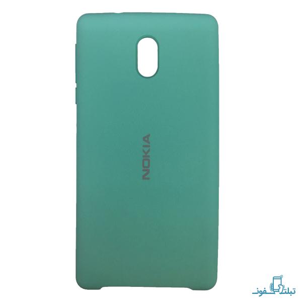 قیمت خرید قاب سیلیکونی گوشی Nokia 3