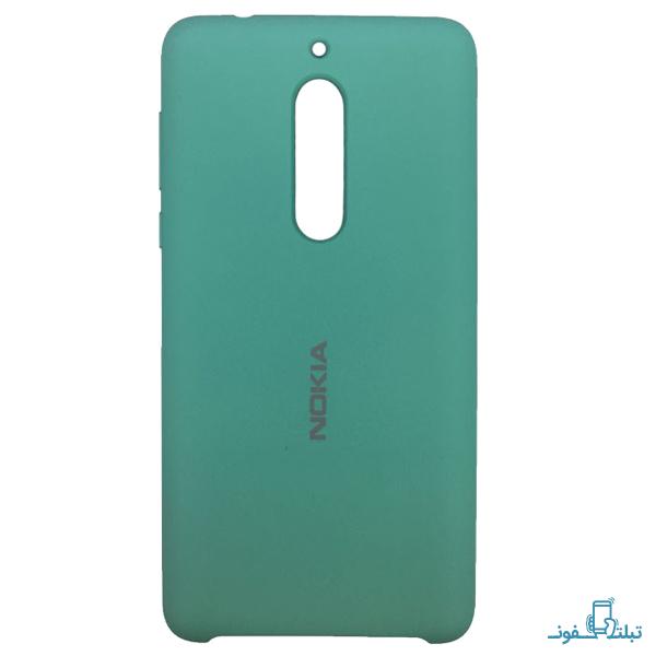 قیمت خرید قاب سیلیکونی گوشی Nokia 5