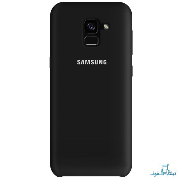 قیمت خرید کاور سیلیکونی گوشی موبایل سامسونگ گلکسی A8 2018