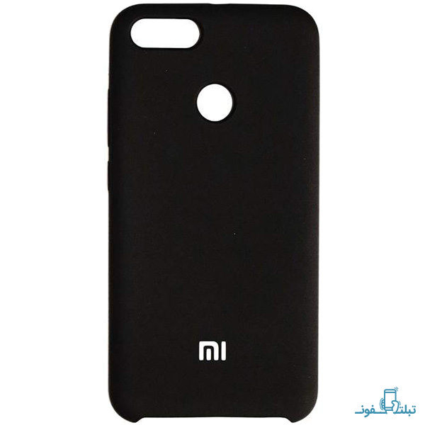 Silicone Cover For Xiaomi Mi 5x-1-Buy-Price-Online
