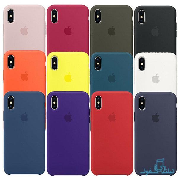 قاب سیلیکونی گوشی اپل iPhone X