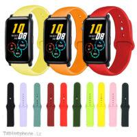 خرید بند سیلیکونی ساعت آنر واچ Honor Watch ES مدل دکمهای