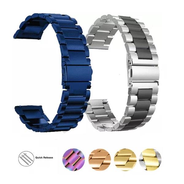 خرید بند فلزی ساعت هوشمند مدل 3Bead