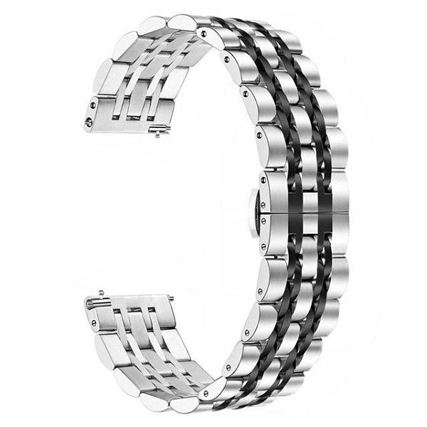 خرید بند فلزی طرح رولکس ساعت هوشمند سامسونگ گلکسی واچ اکتیو 2