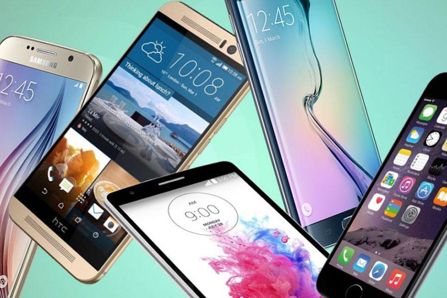 پر فروش ترین برندهای اسمارت فون در 2015