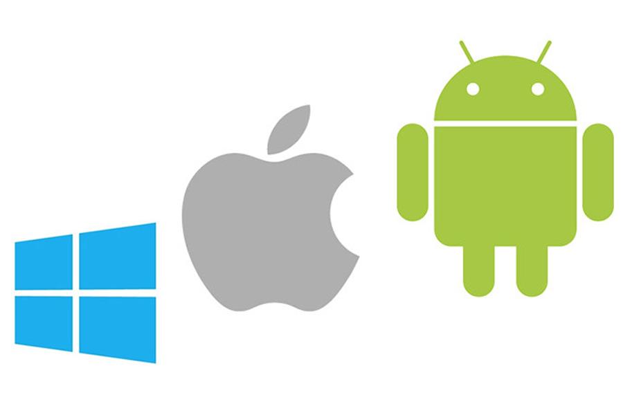 سیستم عاملهای گوشیهای هوشمند
