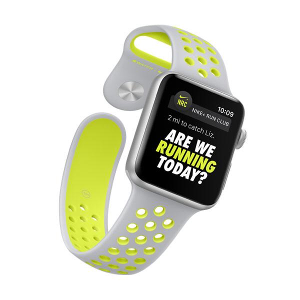 قیمت خرید ساعت هوشمند اپل واچ نسل دوم 38 میلی متری سری نایک پلاس