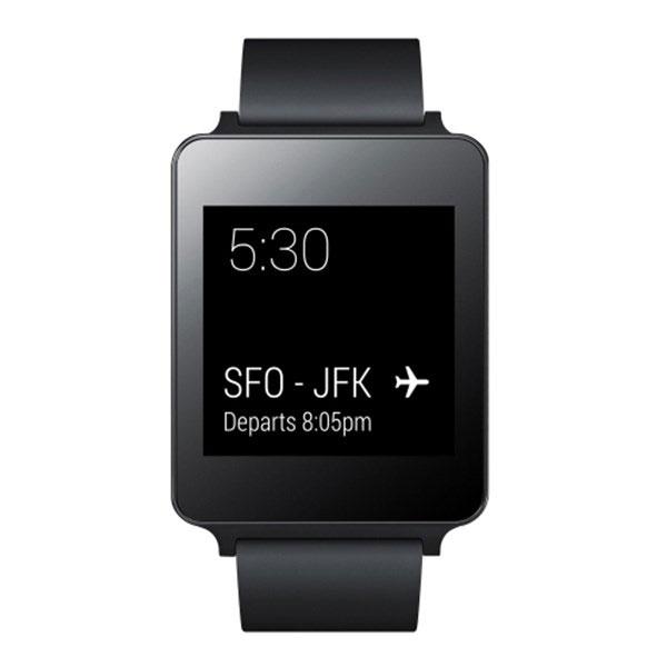 قیمت خرید ساعت هوشمند ال جی جی واچ W100