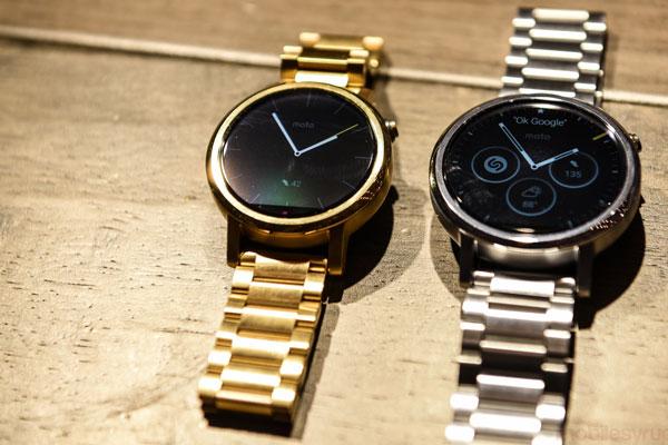 نقد و بررسی ساعت هوشمند موتورولا موتو 360 نسخه 42mm و 46mm