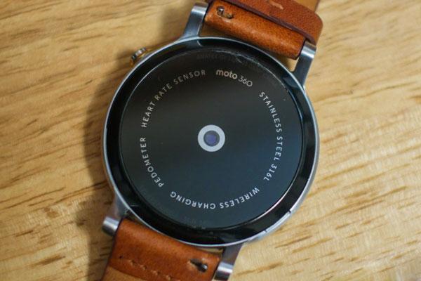 نقد و بررسی ساعت هوشمند موتورولا موتو 360 نسخه 46mm - سخت افزار