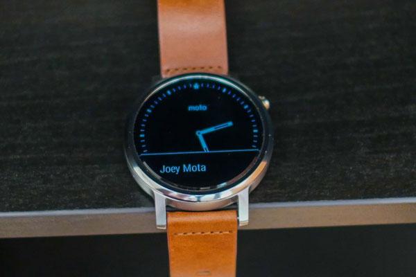 نقد و بررسی ساعت هوشمند موتورولا موتو 360 نسخه 46mm - عملکرد