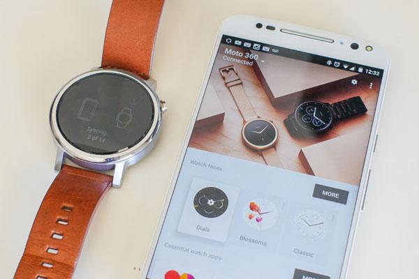 نقد و بررسی ساعت هوشمند موتورولا موتو 360 نسخه 46mm - نرم افزار