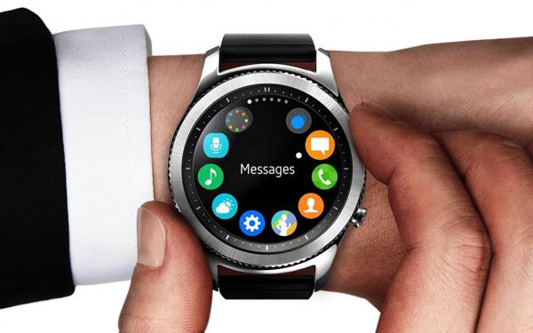 نقد و بررسی ساعت هوشمند سامسونگ Gear S3 - رابط کاربری