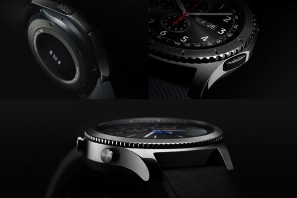 نقد و بررسی ساعت هوشمند سامسونگ Gear S3 - کنترلرها