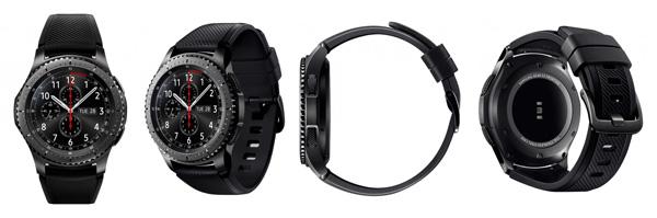 نقد و بررسی ساعت هوشمند سامسونگ Gear S3 - طراحی