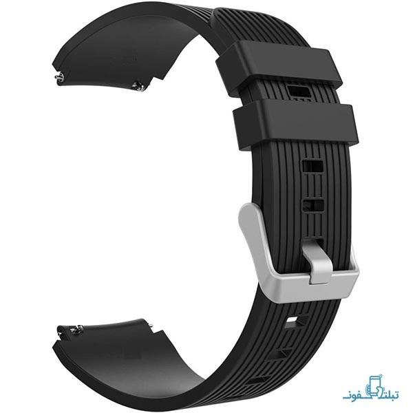 بند سیلیکونی ساعت هوشمند سامسونگ Gear Sport