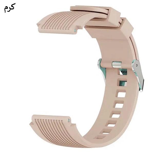 خرید بند سیلیکونی ساعت هوشمند طرح Soft Silicone