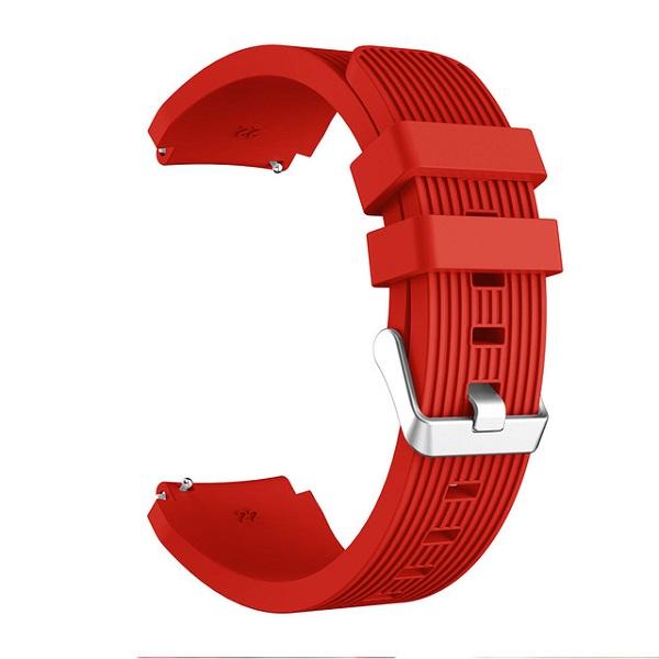 خرید بند سیلیکونی ساعت هوشمند سامسونگ گلکسی واچ 3 نسخه 45mm