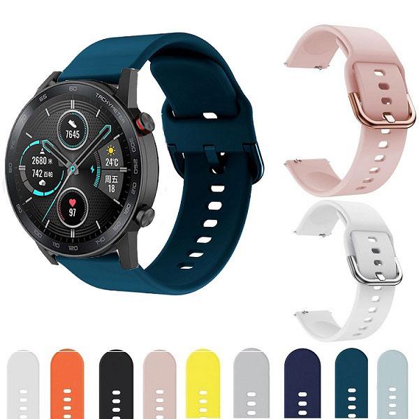 خرید بند سیلیکونی ساعت هوشمند آنر مجیک واچ 2 سایز 46mm