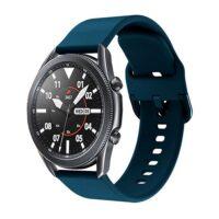 خرید بند سیلیکونی ساعت هوشمند سامسونگ گلکسی واچ 3 نسخه 45 میلی