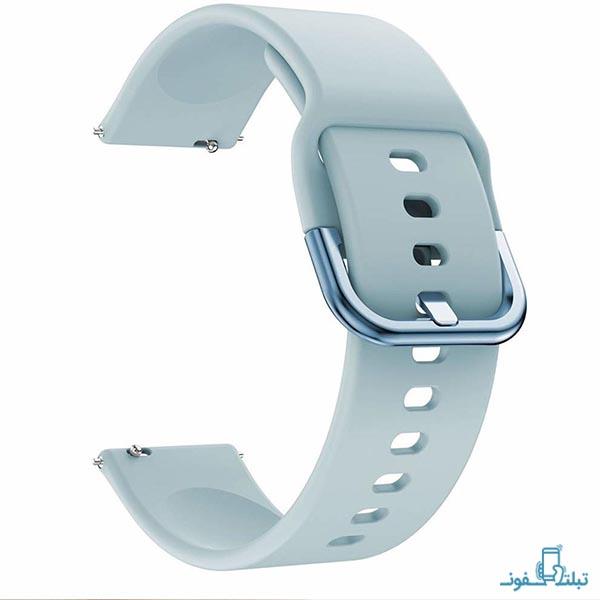 بند سیلیکونی ساعت هوشمند