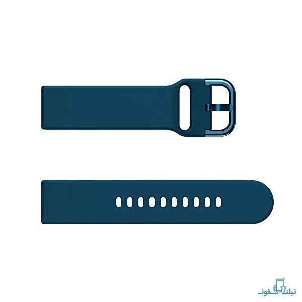 بند سیلیکونی ساعت هوشمند سامسونگ Gear Sport-S2 classic-Samsung Galaxy Watch 42mm