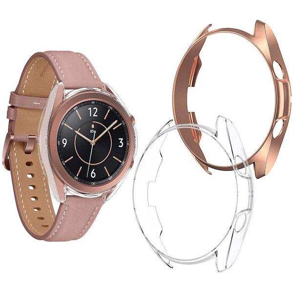 خرید کاور محافظ ساعت هوشمند سامسونگ گلکسی واچ 3 مدل 41 میلی