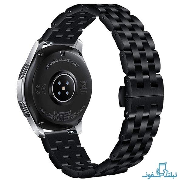 بند فلزی ساعت هوشمند سامسونگ گلکسی واچ 46 میلیمتری
