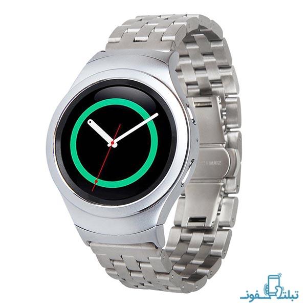 بند فلزی ساعت هوشمند سامسونگ گیر S2
