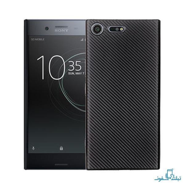 قیمت خرید قاب کربنی هوانمین گوشی سونی ایکس پریا XZ-Premium