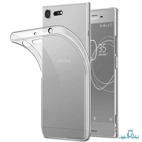 قیمت خرید قاب ژله ای گوشی موبایل سونی ایکس پریا XZ1