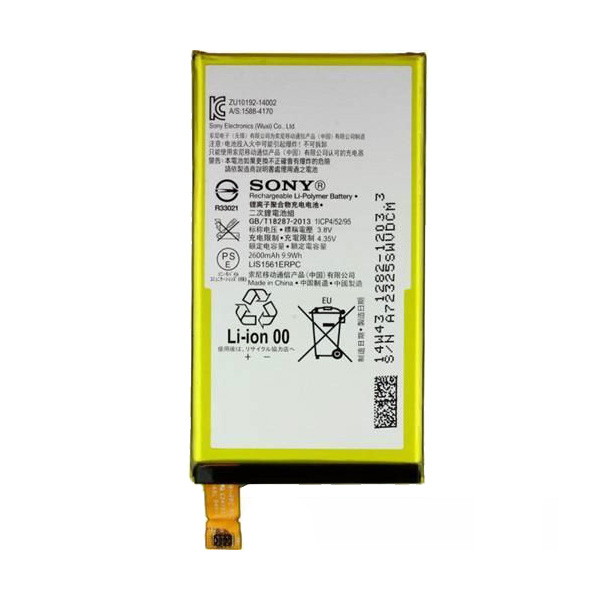 قیمت خرید باتری گوشی سونی Xperia Z3 Compact