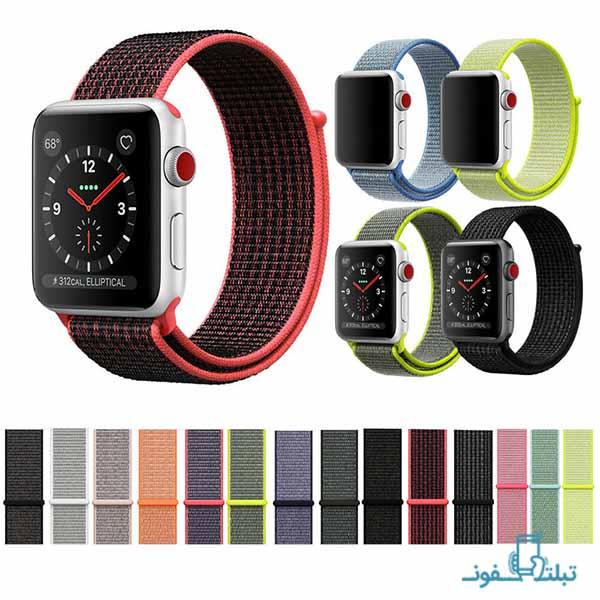 بند اسپورت لوپ ساعت هوشمند اپل واچ 38/40mm
