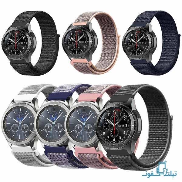 بند اسپورت لوپ ساعت هوشمند سامسونگ گیر S3