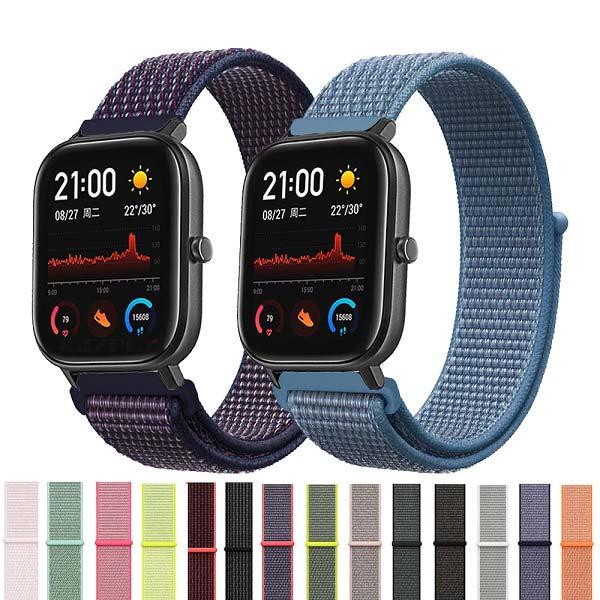 خرید بند اسپورت لوپ ساعت هوشمند شیائومی Amazfit GTS