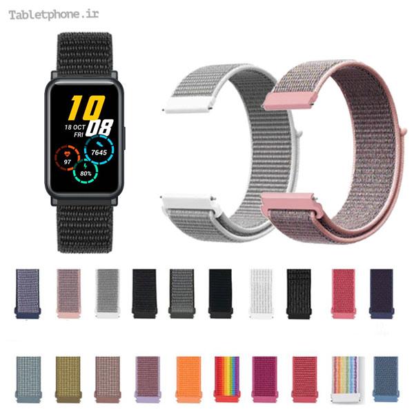 خرید بند ساعت هوشمند Honor Watch ES مدل Nylon Loop
