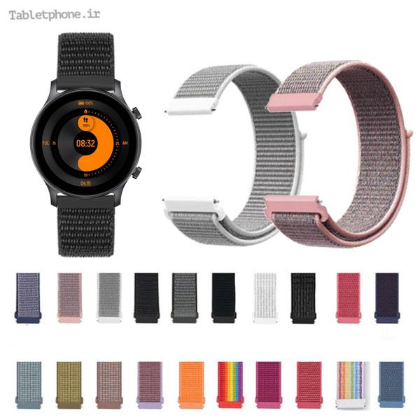 خرید بند ساعت هیلو Xiaomi Haylou RS3 مدل Nylon Loop