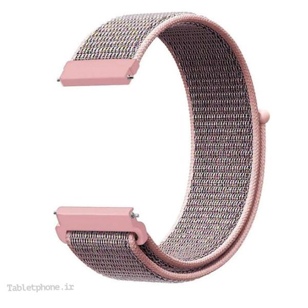بند ساعت هوشمند مدل Nylon Loop