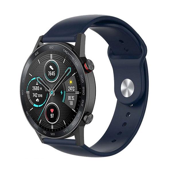 خرید بند سیلیکونی ساعت هوشمند آنر مجیک واچ 2 مدل 46 میلی