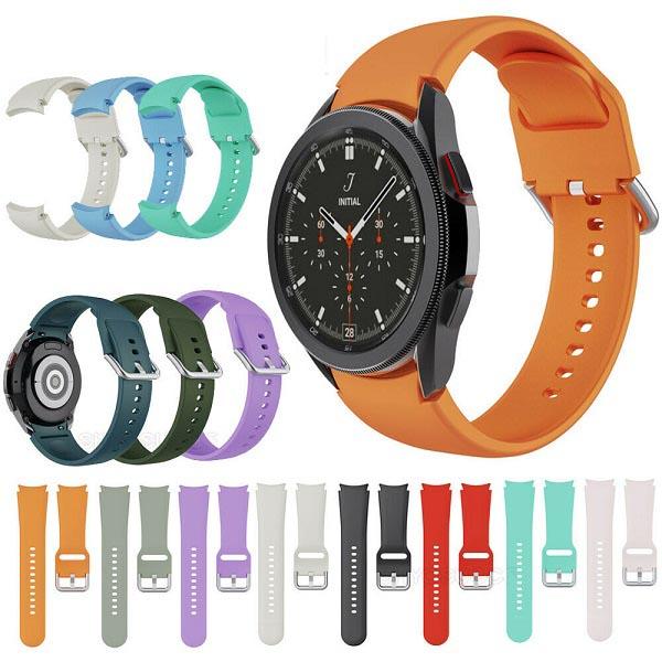 خرید بند سیلیکونی ساعت سامسونگ گلکسی Watch 4 Classic طرح Sport
