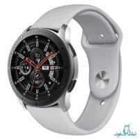 بند سیلیکونی ساعت هوشمند سامسونگ گلکسی واچ 46mm